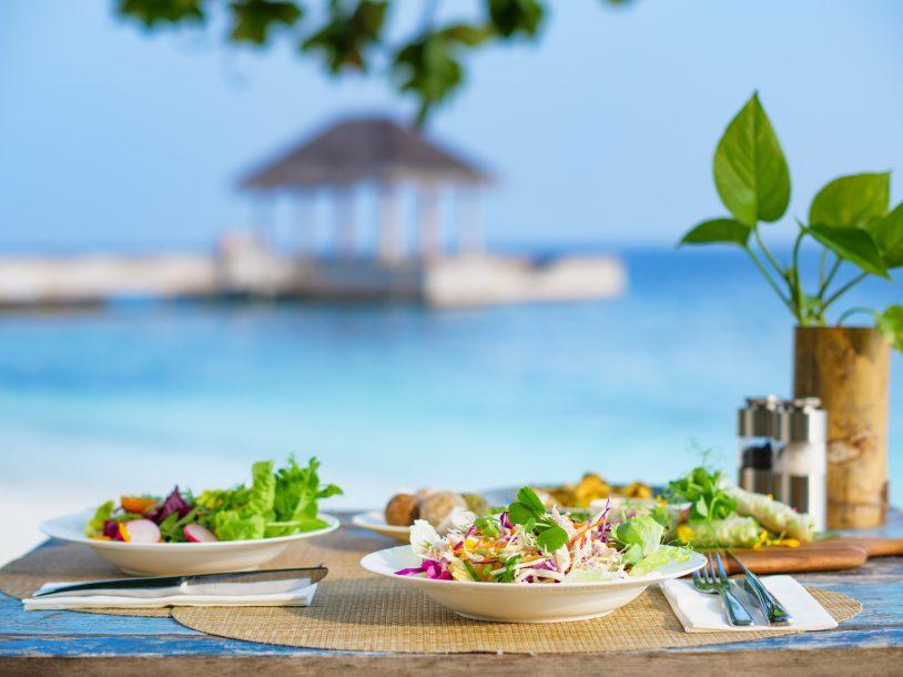 Amilla Fushi Luxury Resort and Residences - Baa Atoll, Maldives - Wellness Cafe Food