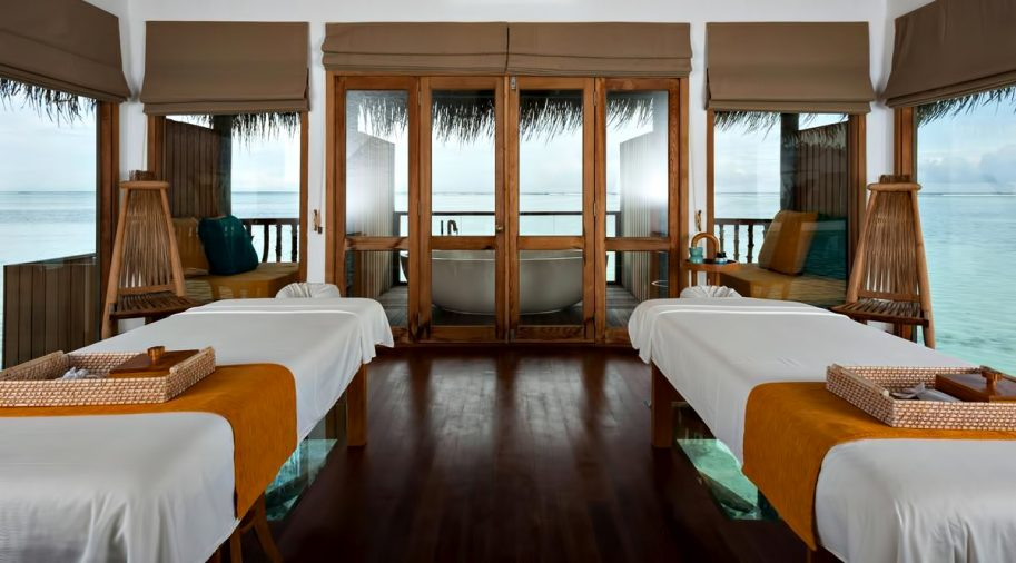 Gili Lankanfushi Luxury Resort - North Male Atoll, Maldives - Spa