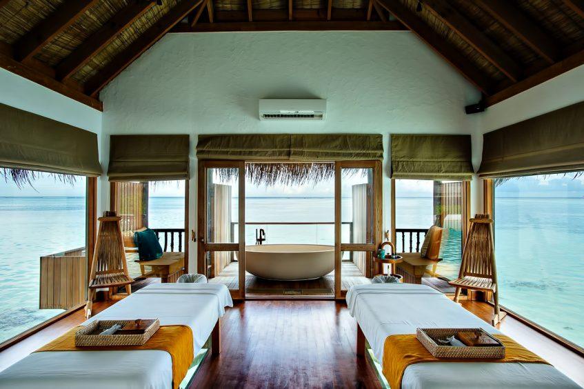 Gili Lankanfushi Luxury Resort - North Male Atoll, Maldives - Overwater Spa