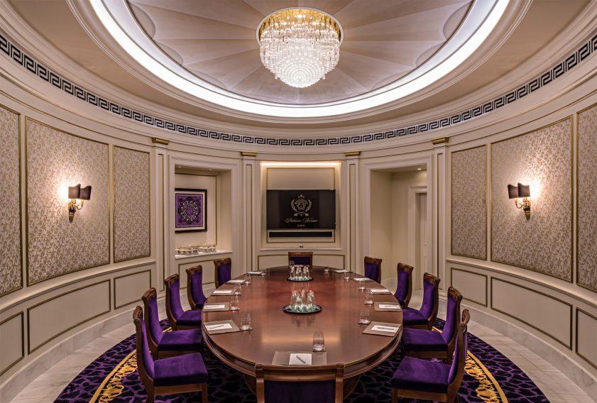 Palazzo Versace Dubai Hotel - Jaddaf Waterfront, Dubai, UAE - Milano Room
