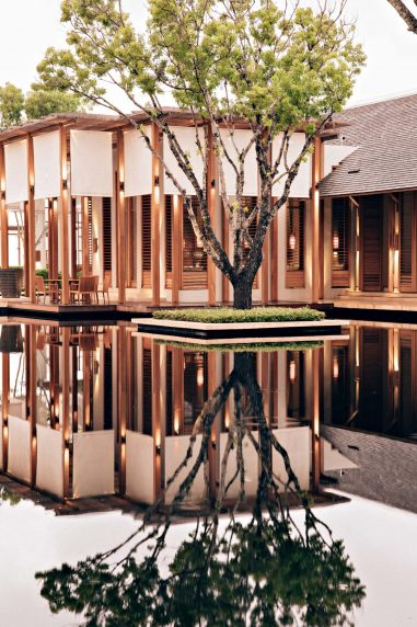 Amanyara Luxury Resort - Providenciales, Turks and Caicos Islands - Tranquil Rejuvenating Architecture