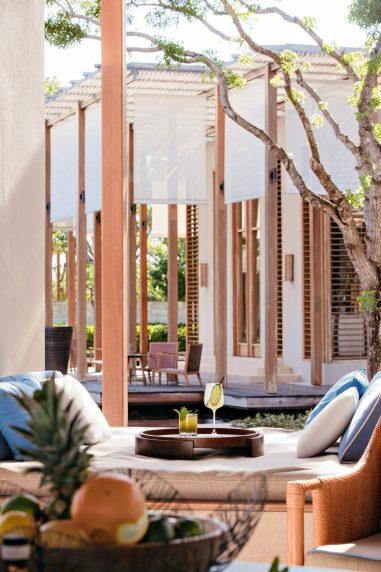 Amanyara Luxury Resort - Providenciales, Turks and Caicos Islands - Tranquil Elegant Setting