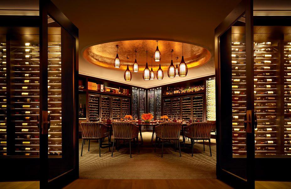 InterContinental Hayman Island Resort - Whitsunday Islands, Australia - Private Dining Room Entrance