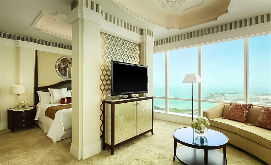 The St. Regis Abu Dhabi Luxury Hotel - Abu Dhabi, United Arab Emirates - Grand Deluxe Suite