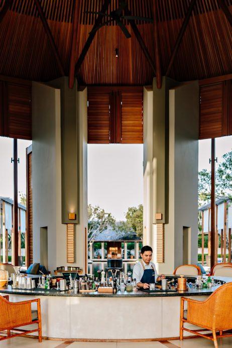 Amanyara Luxury Resort - Providenciales, Turks and Caicos Islands - Bar