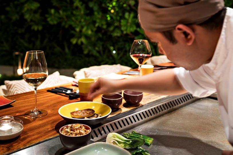 Cheval Blanc Randheli Luxury Resort - Noonu Atoll, Maldives - Culinary Dining Arts Chef