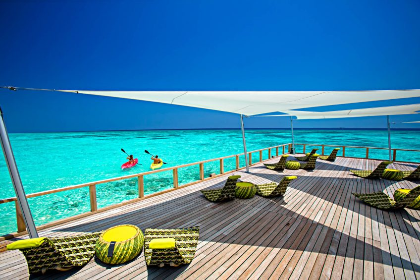 Velassaru Maldives Luxury Resort – South Male Atoll, Maldives - Chill Bar