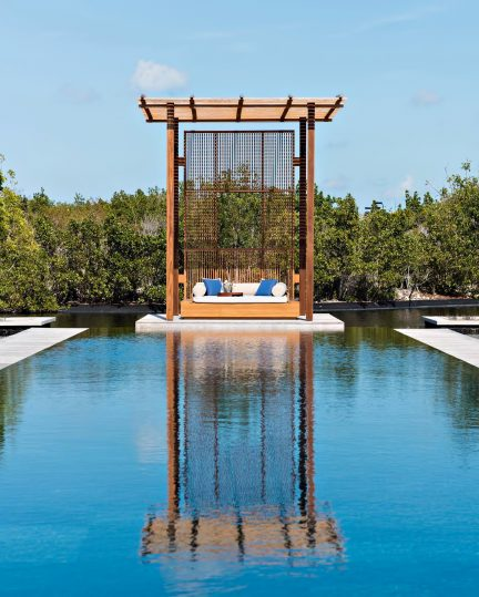 Amanyara Luxury Resort - Providenciales, Turks and Caicos Islands - A Place of Peace