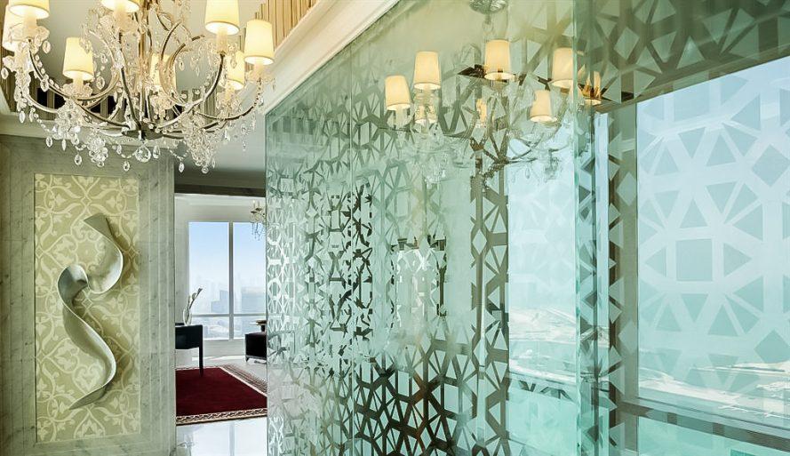 The St. Regis Abu Dhabi Luxury Hotel - Abu Dhabi, United Arab Emirates - Al Hosen Suite Excercise Room
