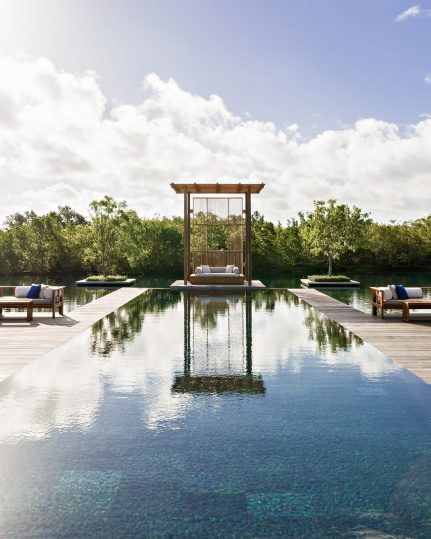 Amanyara Luxury Resort - Providenciales, Turks and Caicos Islands - A Peaceful Place