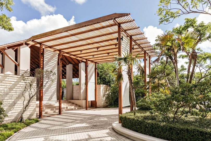 Amanyara Luxury Resort - Providenciales, Turks and Caicos Islands - Exclusive Wellness Architecture