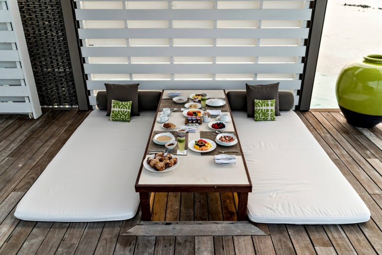 Cheval Blanc Randheli Luxury Resort - Noonu Atoll, Maldives - Private Villa Culinary Artistry