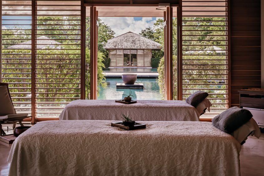 Amanyara Luxury Resort - Providenciales, Turks and Caicos Islands - Spa
