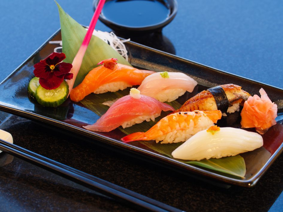 Amilla Fushi Luxury Resort and Residences - Baa Atoll, Maldives - Feeling Koi Restaurant Gourmet Sushi