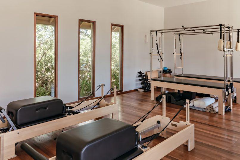 Amanyara Luxury Resort - Providenciales, Turks and Caicos Islands - Gym