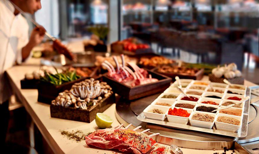 Armani Hotel Dubai - Burj Khalifa, Dubai, UAE - Armani Amal Exquisite Culinary Experiences