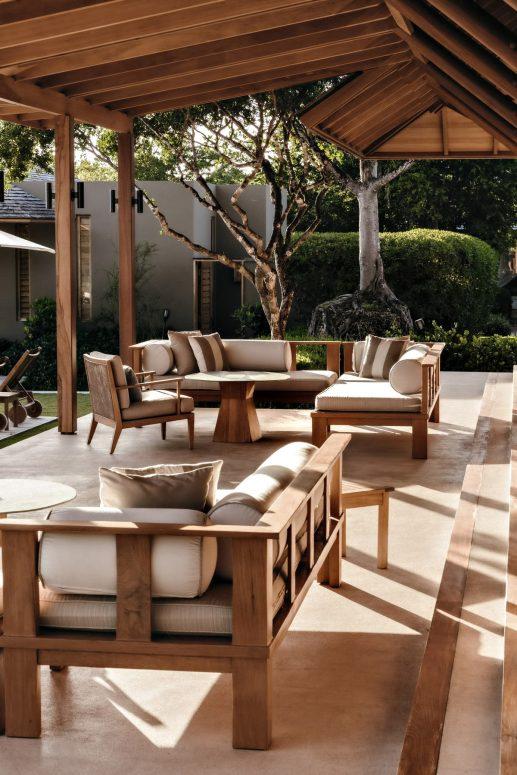 Amanyara Luxury Resort - Providenciales, Turks and Caicos Islands - Minimalistic Luxury Decor