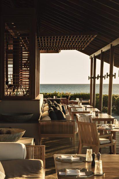 Amanyara Luxury Resort - Providenciales, Turks and Caicos Islands - Breathtaking Dining