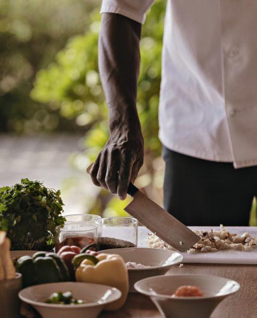 Amanyara Luxury Resort - Providenciales, Turks and Caicos Islands - Fresh Cuisine