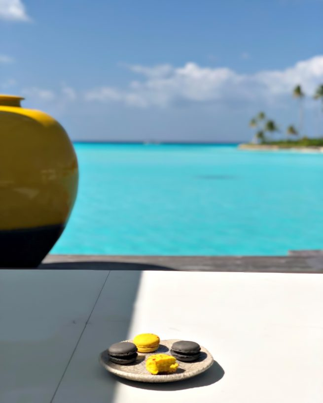 Cheval Blanc Randheli Luxury Resort - Noonu Atoll, Maldives - Private Island Oceanfront Dining Experience