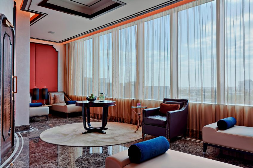 The St. Regis Abu Dhabi Luxury Hotel - Abu Dhabi, United Arab Emirates - Remede Spa Quiet Room