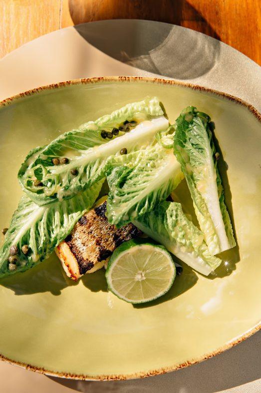 Amanyara Luxury Resort - Providenciales, Turks and Caicos Islands - Simple Healthy Cuisine