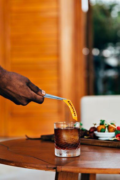 Amanyara Luxury Resort - Providenciales, Turks and Caicos Islands - Signature Cocktails