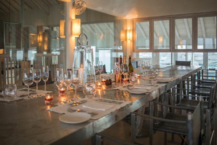 Soneva Jani Luxury Resort - Noonu Atoll, Medhufaru, Maldives - Dining So Imaginative