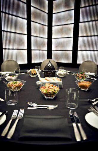 Armani Hotel Dubai - Burj Khalifa, Dubai, UAE - Armani Ballroom Dining