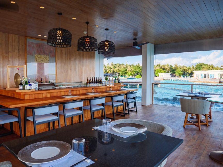Amilla Fushi Luxury Resort and Residences - Baa Atoll, Maldives - Feeling Koi Overwater Dining