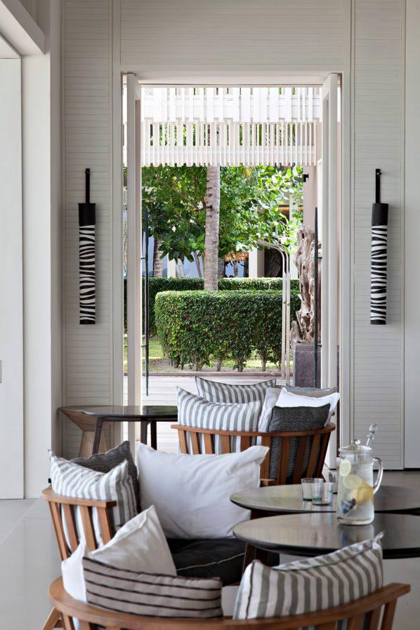 Cheval Blanc Randheli Luxury Resort - Noonu Atoll, Maldives - Private Island Restaurant