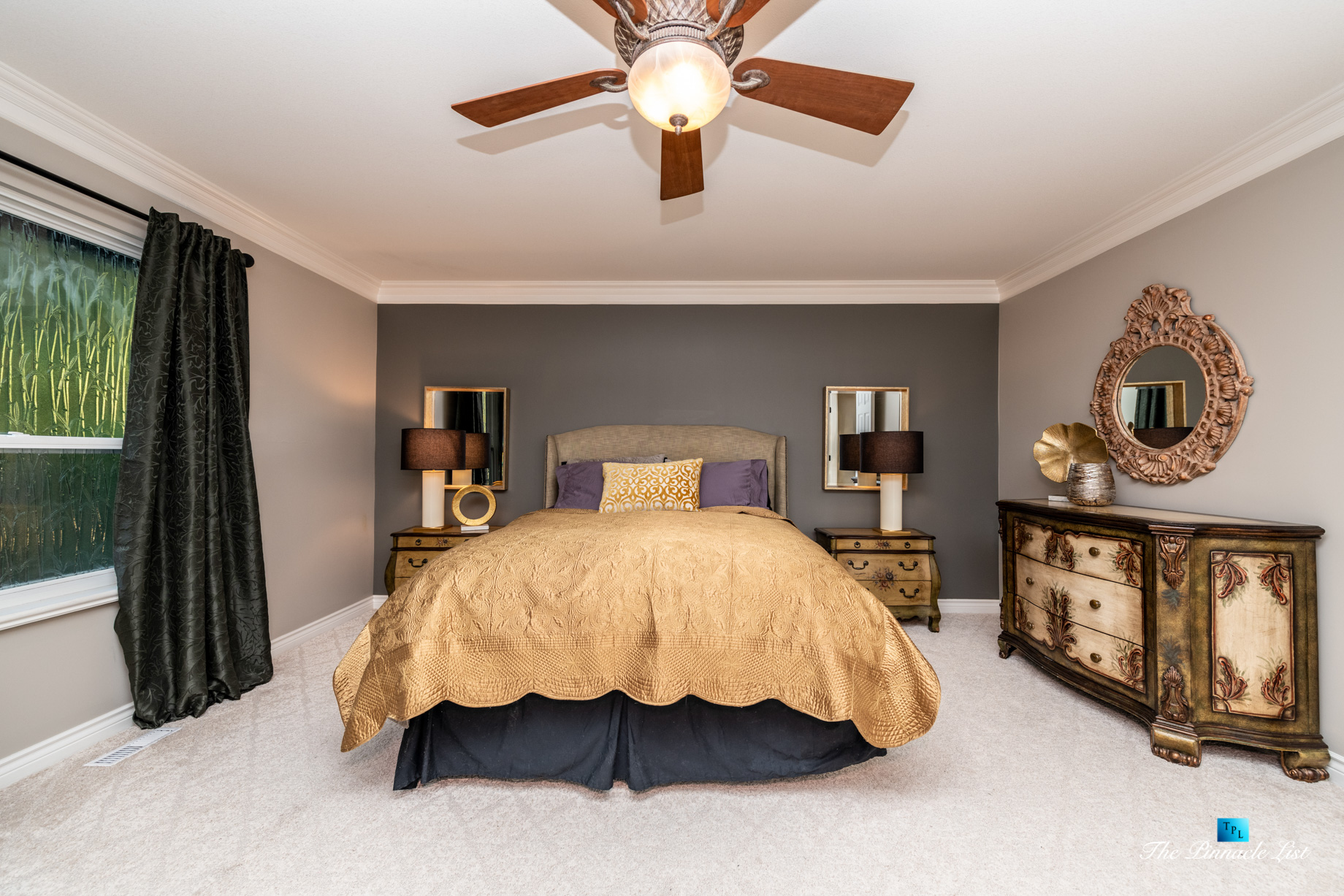 2366 Sunnyside Rd, Anmore, BC, Canada - Master Bedroom