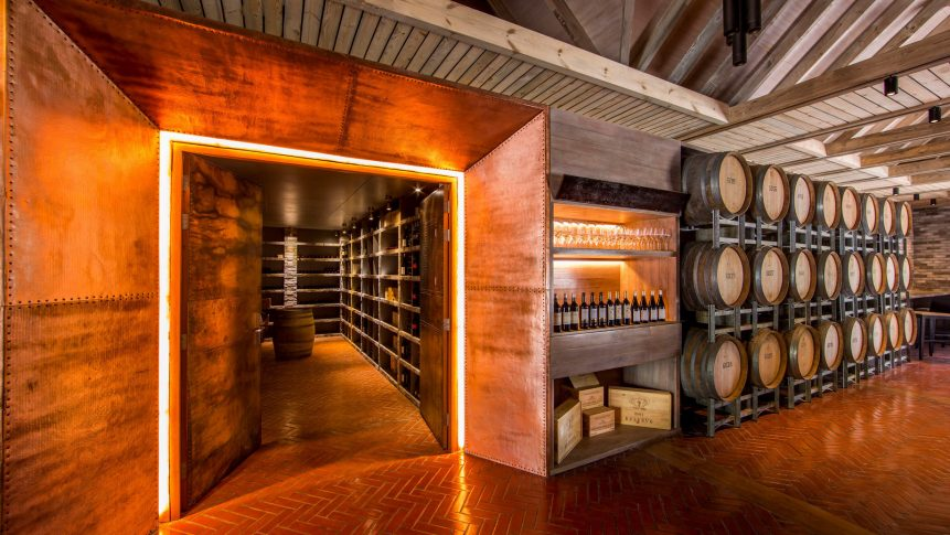 Amilla Fushi Luxury Resort and Residences - Baa Atoll, Maldives - The Wine Cellar