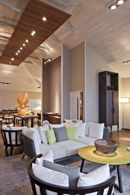 Cheval Blanc Randheli Luxury Resort - Noonu Atoll, Maldives - Seaplane Salon