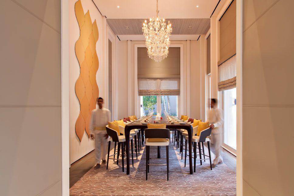 Cheval Blanc Randheli Luxury Resort - Noonu Atoll, Maldives - La Table de Partage Restaurant