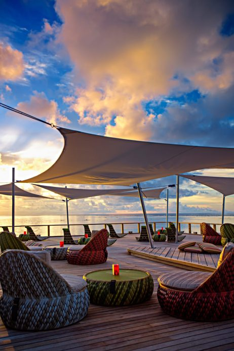 Velassaru Maldives Luxury Resort – South Male Atoll, Maldives - Chill Bar Sunset