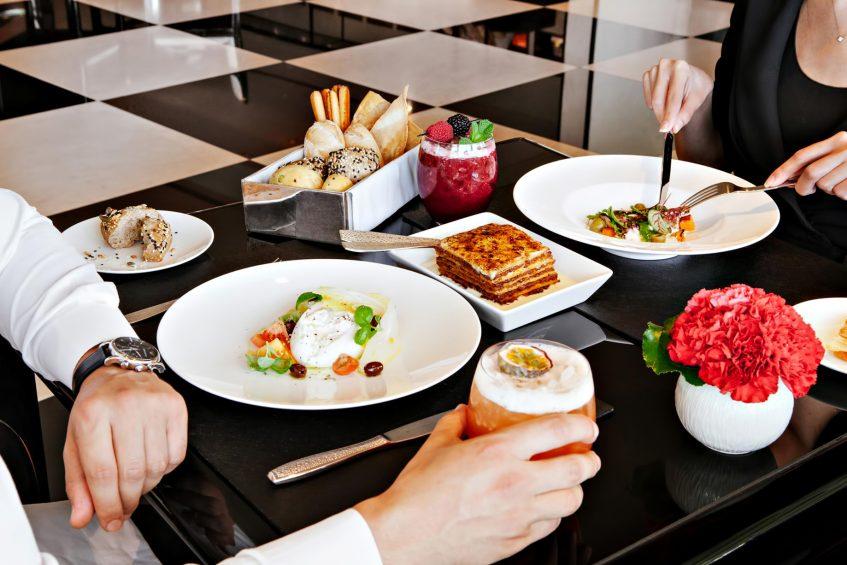 Armani Hotel Dubai - Burj Khalifa, Dubai, UAE - Armani Deli Dining
