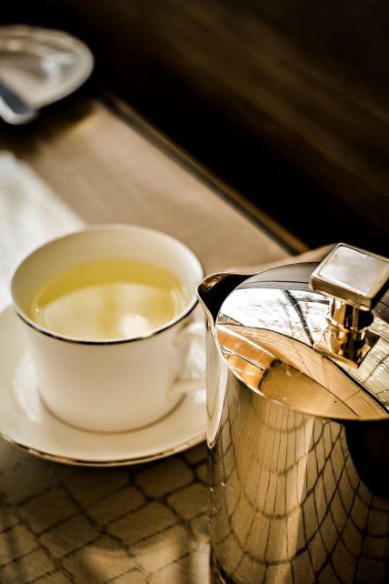 Armani Hotel Dubai - Burj Khalifa, Dubai, UAE - Armani Tea Service