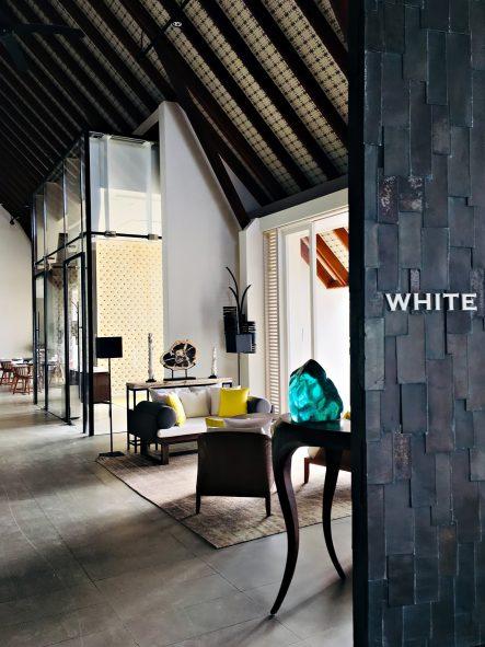 Cheval Blanc Randheli Luxury Resort - Noonu Atoll, Maldives - The White Restaurant