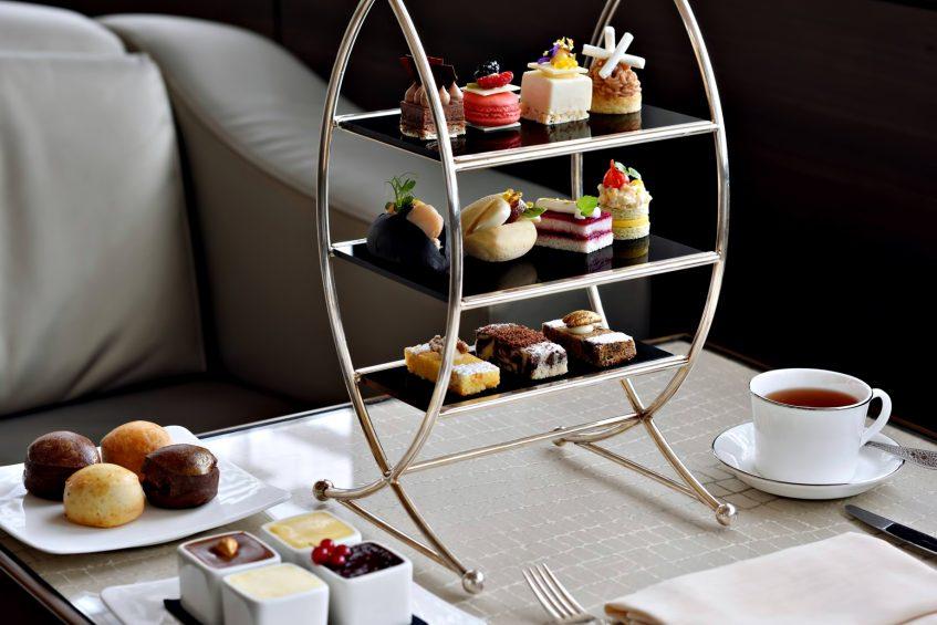 Armani Hotel Dubai - Burj Khalifa, Dubai, UAE - Armani Lounge Tea and Desserts