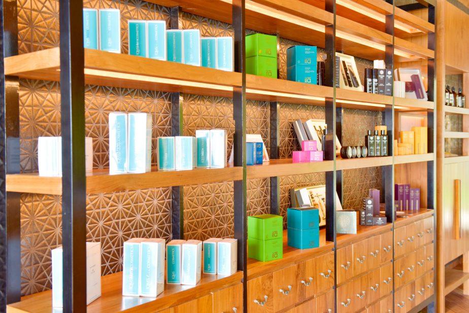 Amilla Fushi Luxury Resort and Residences - Baa Atoll, Maldives - Javvu Spa Retail Store