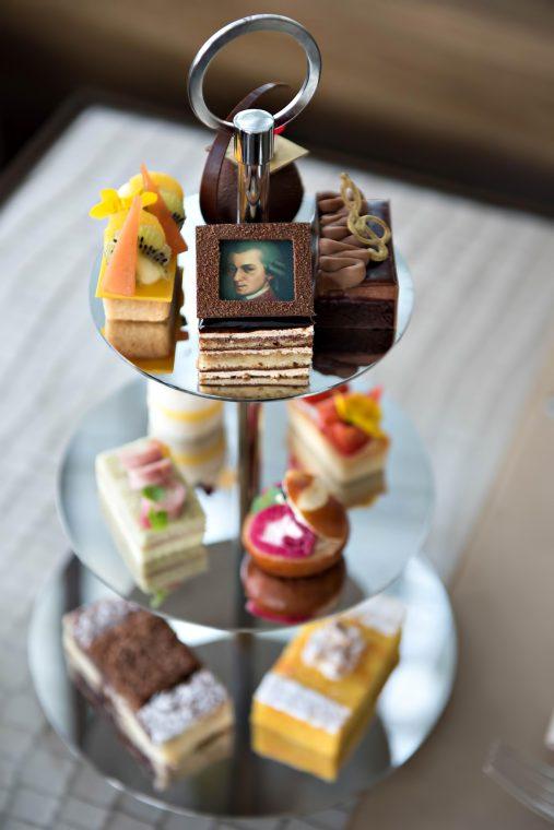 Armani Hotel Dubai - Burj Khalifa, Dubai, UAE - Armani Desserts