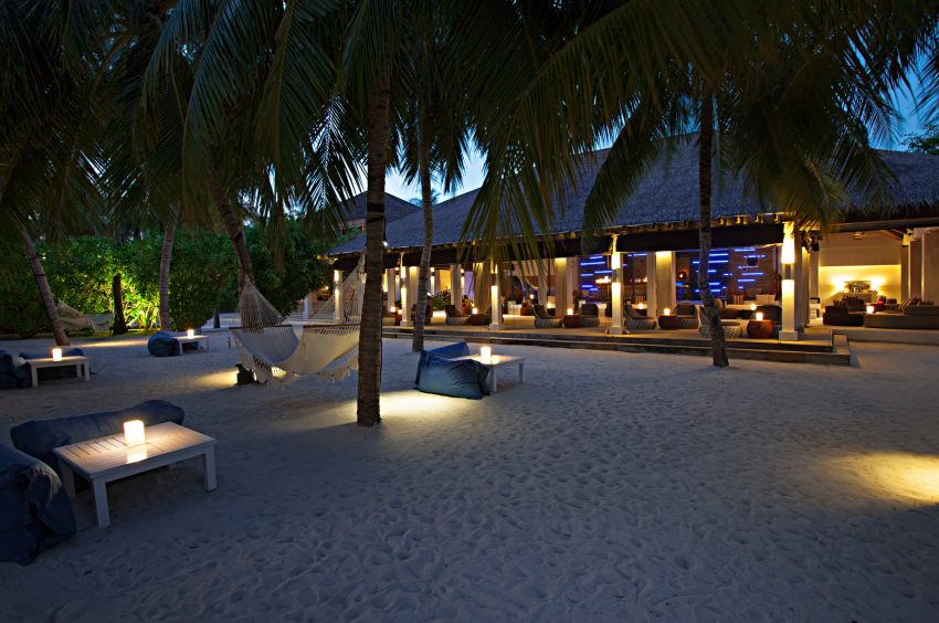 Velassaru Maldives Luxury Resort – South Male Atoll, Maldives - Restaurant Sunset