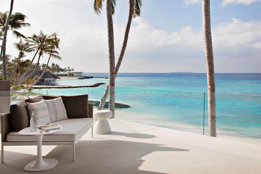 Cheval Blanc Randheli Luxury Resort - Noonu Atoll, Maldives - Private Island Terrace