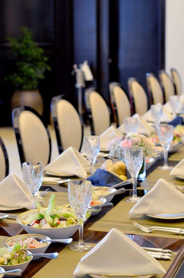 The St. Regis Abu Dhabi Luxury Hotel - Abu Dhabi, United Arab Emirates - Banquet
