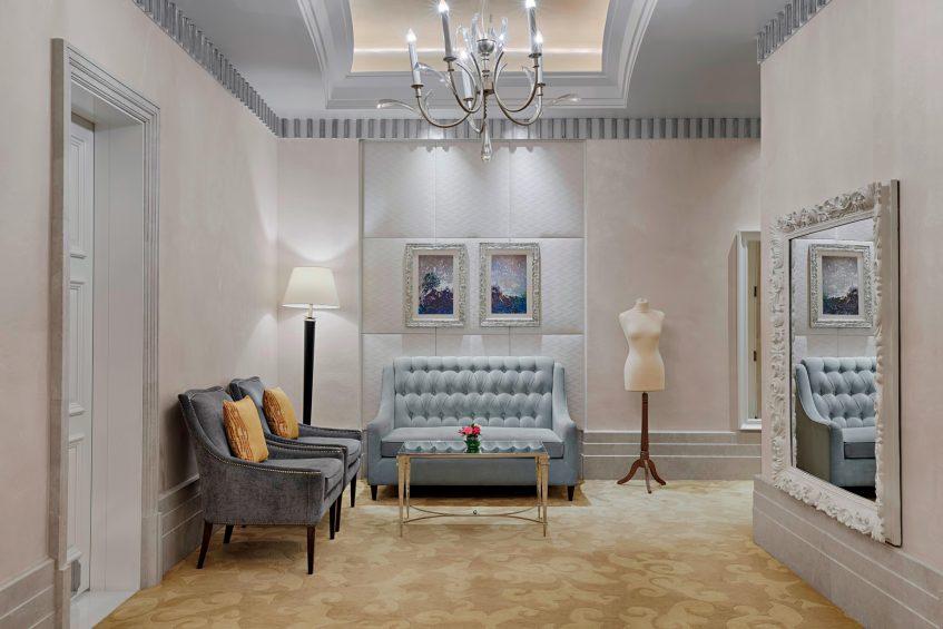 The St. Regis Abu Dhabi Luxury Hotel - Abu Dhabi, United Arab Emirates - Bridal Suite