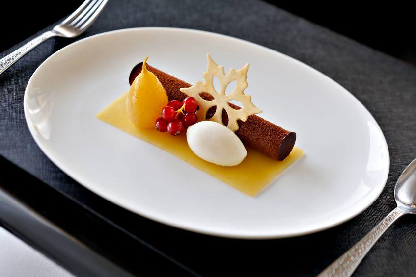 Armani Hotel Dubai - Burj Khalifa, Dubai, UAE - Armani Signature Dessert