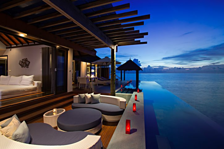 Velassaru Maldives Luxury Resort – South Male Atoll, Maldives - Night Villa