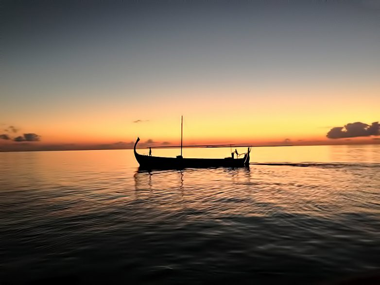 Velassaru Maldives Luxury Resort – South Male Atoll, Maldives - Boat Sunset