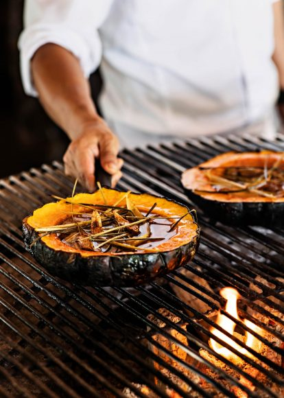 One&Only Reethi Rah Luxury Resort - North Male Atoll, Maldives - International Cuisine BBQ